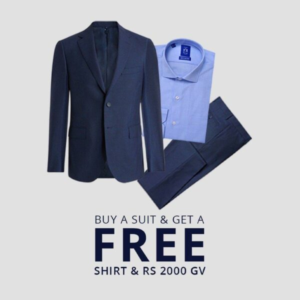 Fathers Day Gift Pack - Suite and shirt